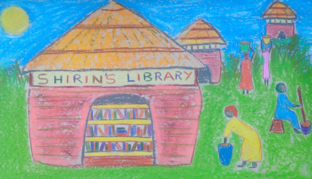 drawingshirinslibrary